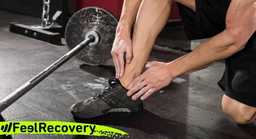 ¿Qué características debes tener en cuenta antes de elegir la mejor tobillera deportiva para practicar Crossfit?