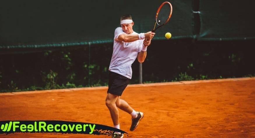 ¿Qué características debes tener en cuenta antes de elegir la mejor tobillera deportiva para practicar deportes de raqueta?