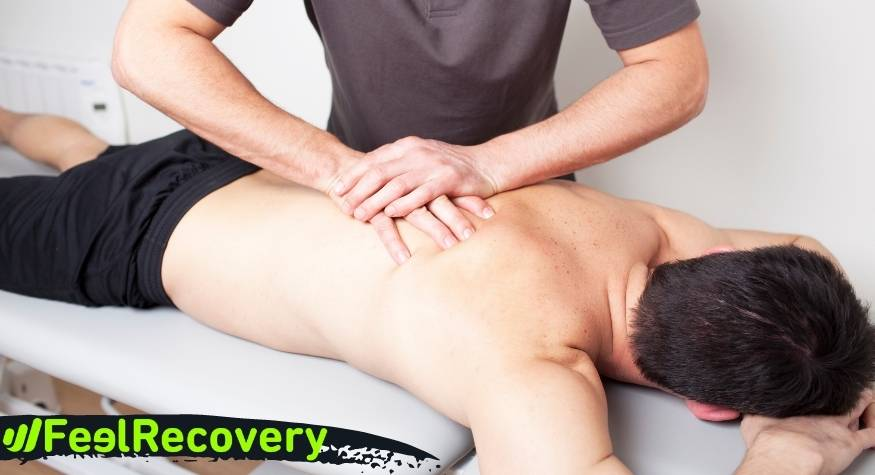 What ailments or injuries can be treated with myofascial release therapy?
