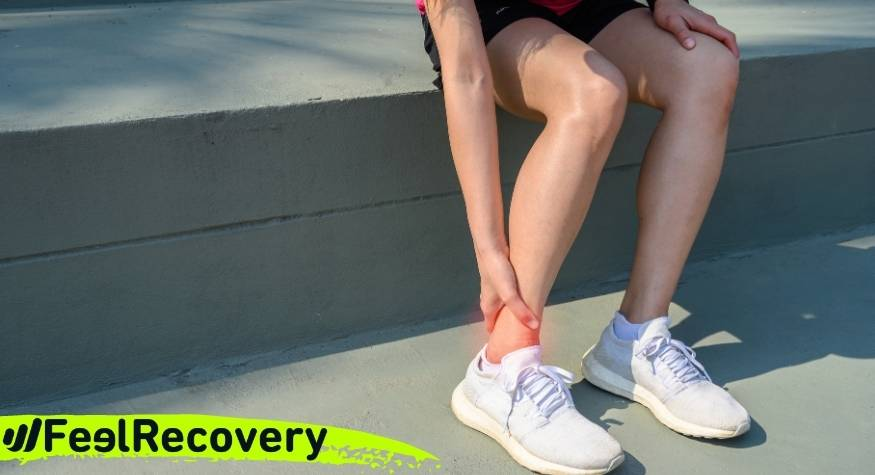 What is ankle arthritis and what are its symptoms?