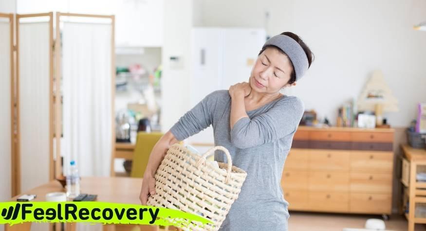 ¿Qué es la artrosis de hombro y cuáles son sus síntomas?
