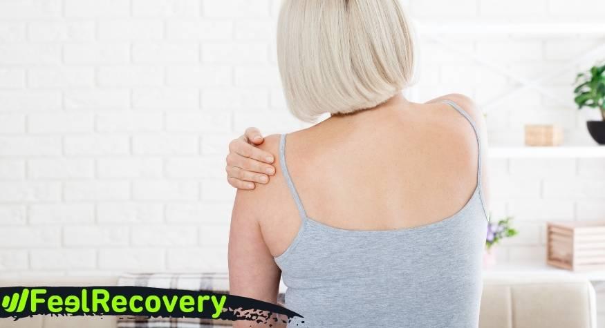 ¿Qué es la bursitis de hombro y cuáles son sus síntomas?