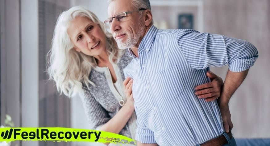 ¿Qué es mejor para reducir el dolor de espalda por ciática, frío o calor?