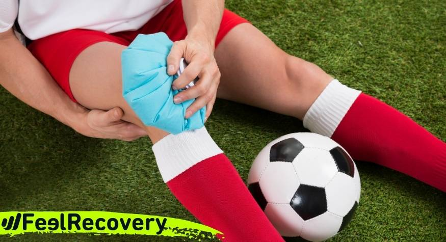 What is best for reducing muscle pain from sprains or contractures, cold or heat?