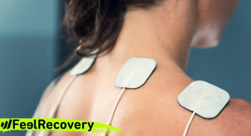 What are transcutaneous electrostimulation machines and how do they work?