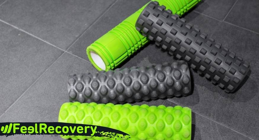 What is a Foam Roller and what types are there?