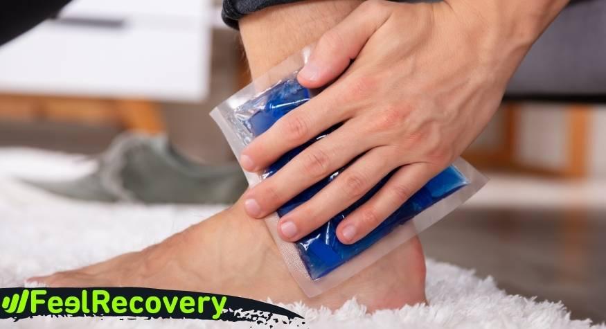 Cuándo es mejor aplicar calor para reducir los síntomas de una lesión