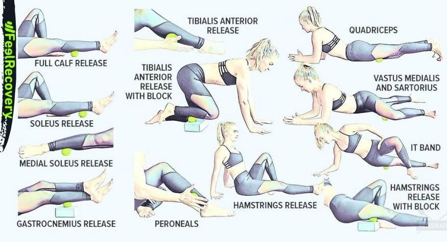 ¿Cuáles son los mejores ejercicios para usar las bolas de masaje y tratar el dolor en los puntos gatillo?