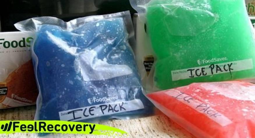 Pasos para fabricar tu propia bolsa de gel frío/calor para aliviar todo tipo de dolores