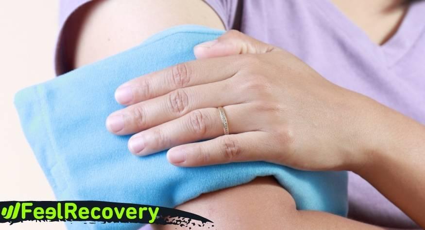 mejores métodos para usar la termoterapia para recuperación de lesiones